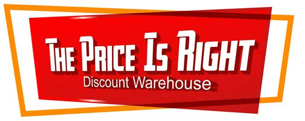 The Price is Right Discount Warehouse
